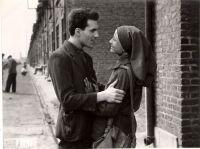 Michel Piccoli et Loleh Bellon dans Le Point du jour.