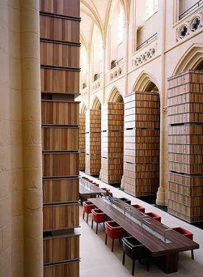 Bibliothèque de recherche de l'IMEC