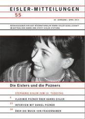 Eisler-Mitteilungen