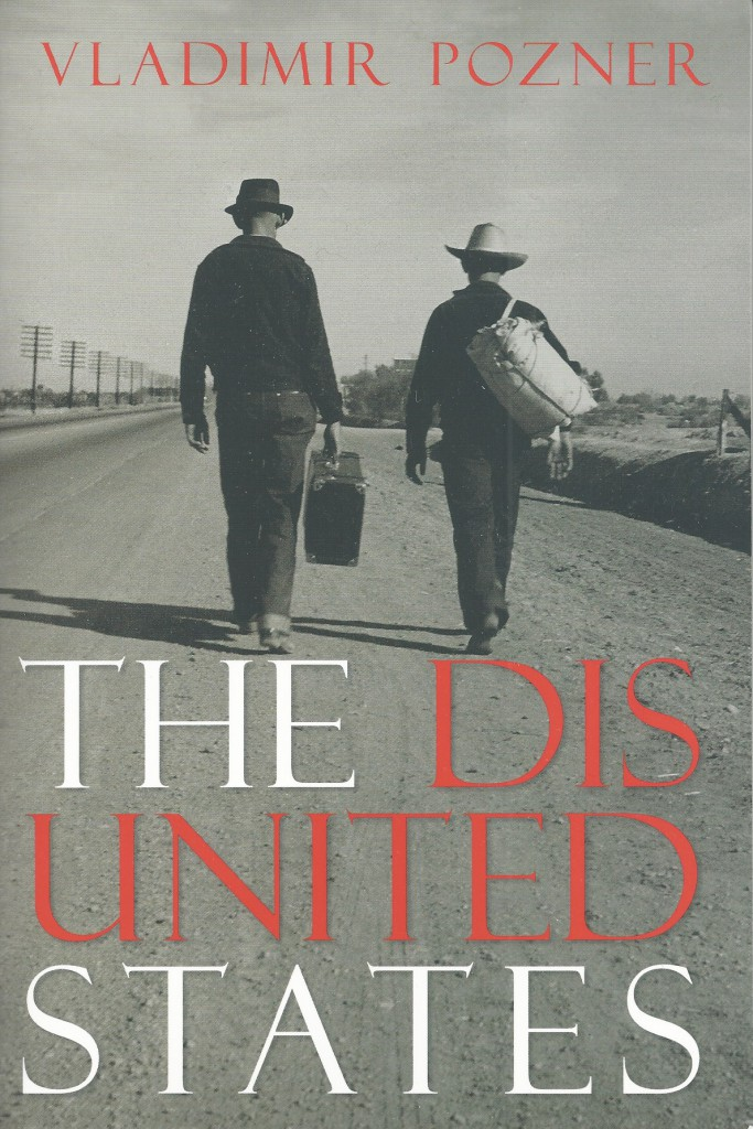 Couverture du livre The Disunited States